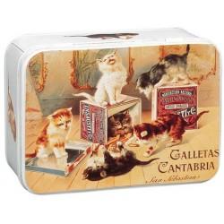 Boite à sucre - Biscuits chats (fin de série)