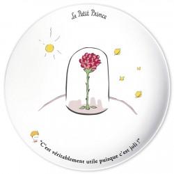 Assiette - Rose