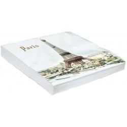 Serviettes - La Tour Eiffel (fin de série)