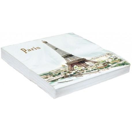 Serviettes - La Tour Eiffel - Tour Eiffel
