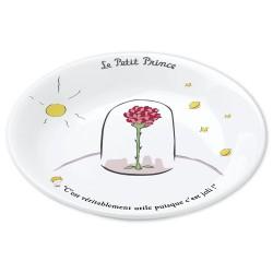 Assiette creuse - Rose