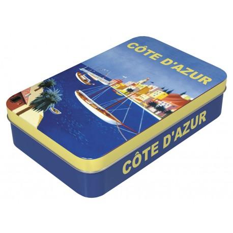 Boite à savon - Côte d'Azur - Port - Inconnue