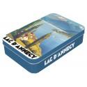 Boite à savon - Lac d'Annecy