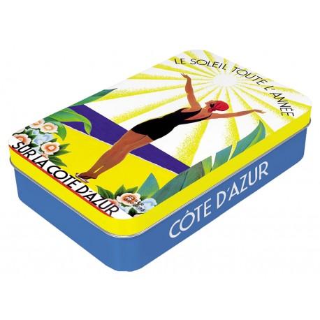 Boite à savon - Côte d'Azur - Soleil toute l'année - PLM