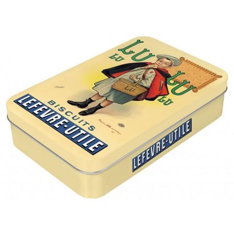 Boite à savon - Petit écolier - Biscuits Lu