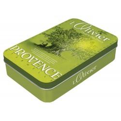 Boite à savon - Olivier - Provence - Éditions Clouet