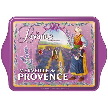 Vide-poches - Lavande - Provence - Éditions Clouet