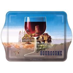 Vide-poches - Bourgogne Verre