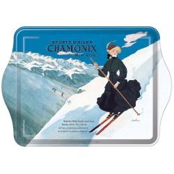 Vide-poches - Chamonix La skieuse