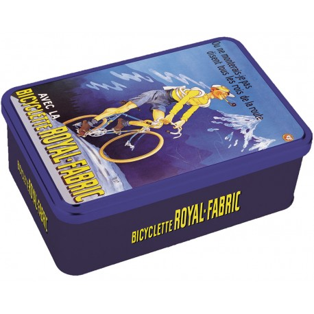 Boite en métal - Bicyclette