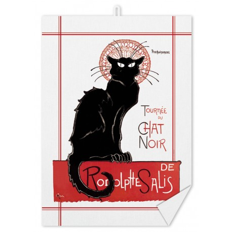 Torchon - Tournée du Chat noir