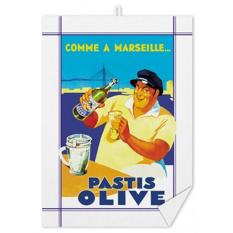 Torchon - Pastis Marseille