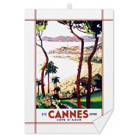 Torchon - Cannes - Eté hiver