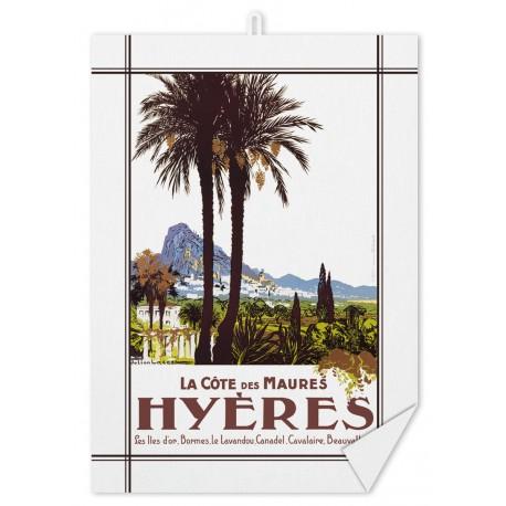 Torchon - Hyères - Les Palmiers