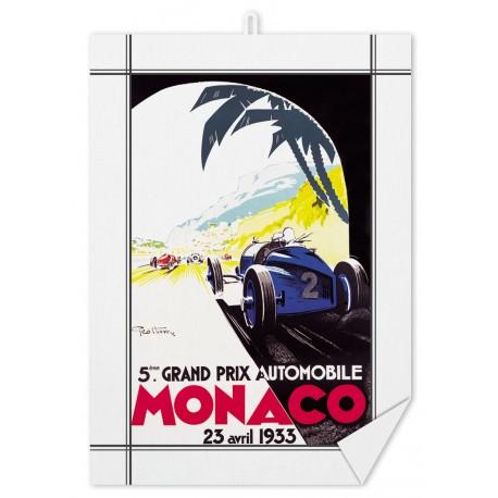Torchon - Grand Prix de Monaco 1933