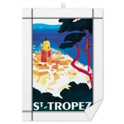 Torchon - Saint-Tropez - Vue aérienne