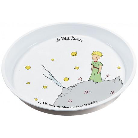 Plateau - Planète fond blanc - Le Petit Prince