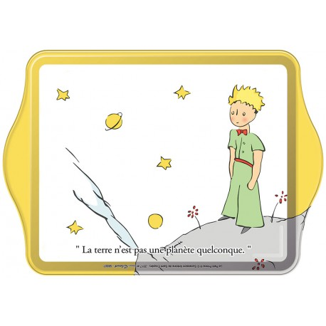 Vide-poches - Planète fond blanc - Petit Prince