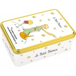 Boite en métal - Écharpe - Petit Prince