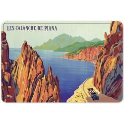 Set - Calanche de piana - Corse