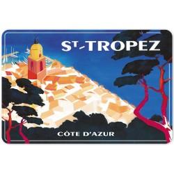 Set - Saint-Tropez - Vue aérienne