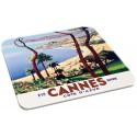 Dessous de plat - Eté hiver - Cannes (fin de série)