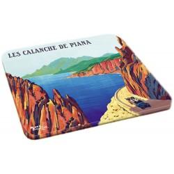 Dessous de plat - Calanche de piana - Corse