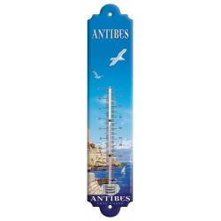 Thermomètre - Antibes - Bord de Mer (fin de série)