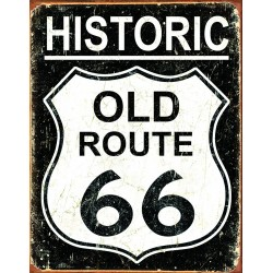 Plaque US - Historic Route 66