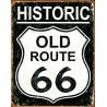 Plaque US - Historic Route 66