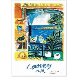Affiche - Cannes - Les Pigeons