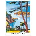 Affiche - Balade en Corse