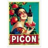 Affiche - Apéritif Picon - Picon