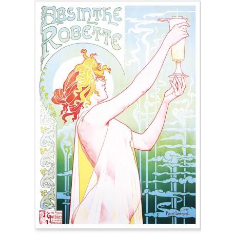 Affiche - Absinthe - Absinthe Robette