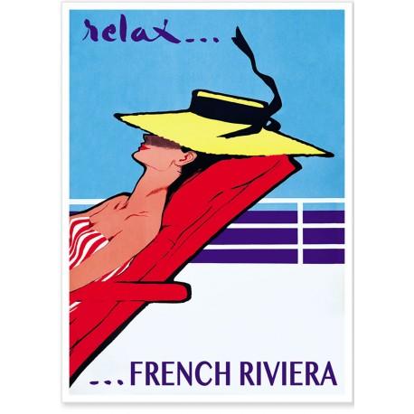 Relax sur la Côte d'Azur
