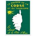 Affiche - La Maison de la Corse