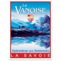 Affiche - Savoie - La Vanoise