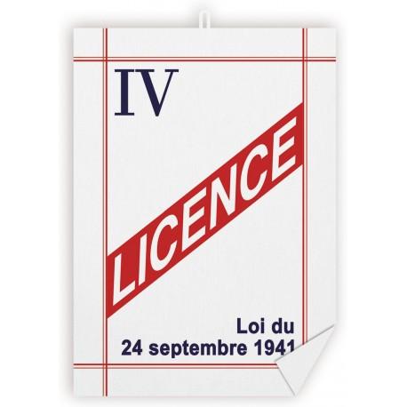 Torchon - Licence IV