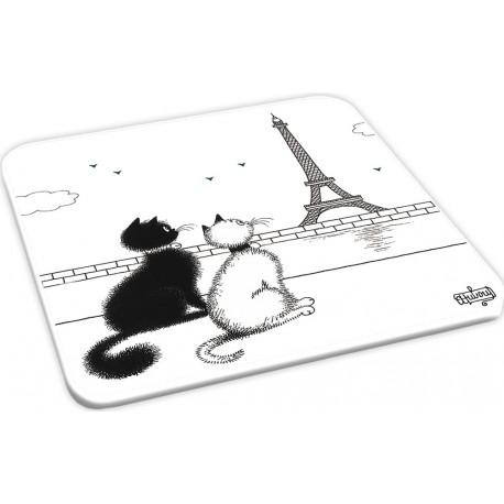 Dessous de plat - Tour Eiffel