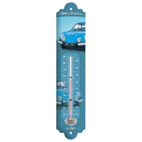 Thermomètre - Alpine A110 - Alpine