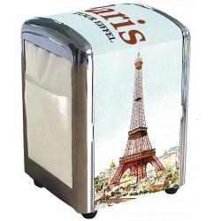 Distributeur de serviettes - La Tour Eiffel