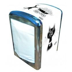 Distributeur de serviettes - La mouche