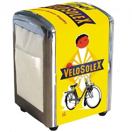 Distributeur de serviettes - VéloSoleX - Solex