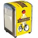 Distributeur de serviettes - VéloSoleX