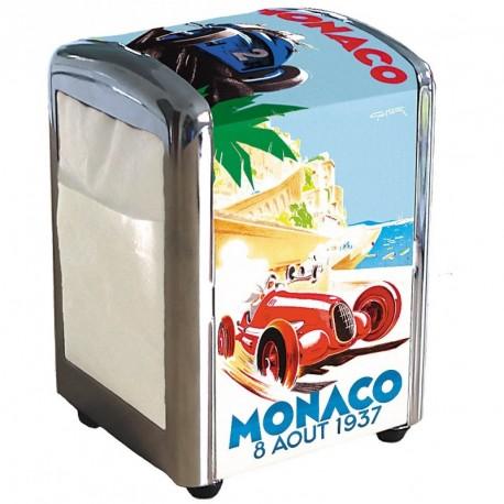 Distributeur de serviettes - Grand Prix de Monaco
