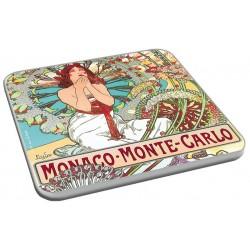 6 dessous de verres - Monte-Carlo 2