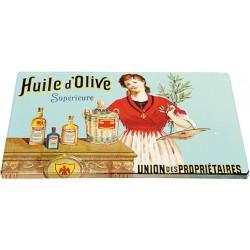 Planche à découper - Huile d'olive tête nue (fin de série) - Union des propriétaires de Nice