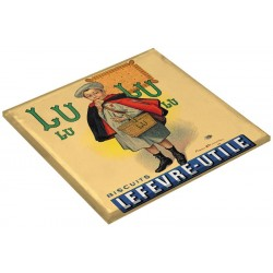 Dessous de plat - Petit écolier - Biscuits Lu