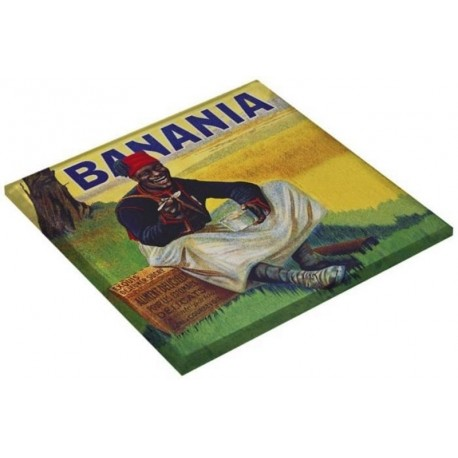 Dessous de plat - Tirailleur - Banania