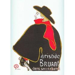 Affiche - Aristide Bruant dans son cabaret (rupture définitive)